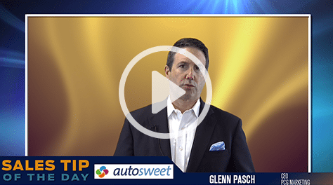 091715 sales tip for Autosweet housse