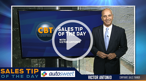 Sales tip of the day importance of eye contact cbt for Autosweet housse