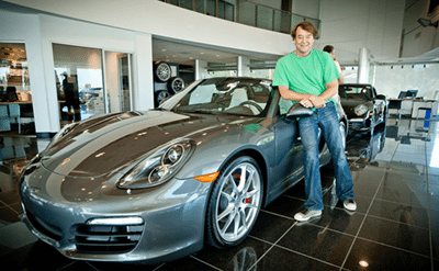 La Car Guy Goes And Sells Green