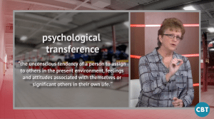 psychological transference