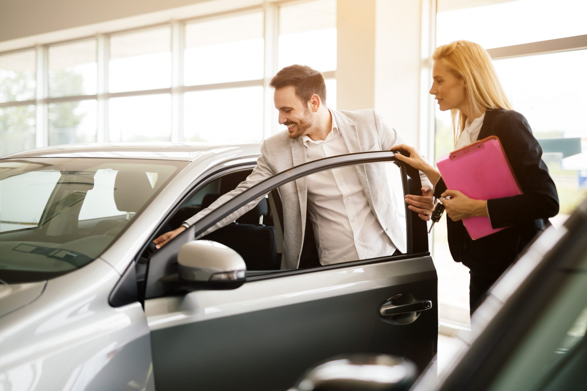 Rethinking The Automobile Selling Process