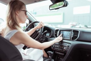 Active Driving Assistance