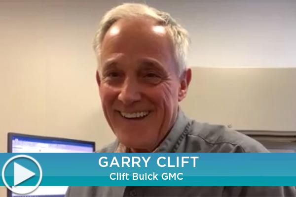 Garry Clift